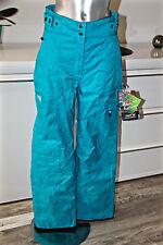 pantalon ski snowboard turquoise gore tex mixte MILLET taille S 36 fr NEUF