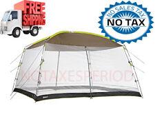 NO TAX! 12' x 12 Mesh Screen House Canopy Tent Sun Beach Camping Outdoor Shelter