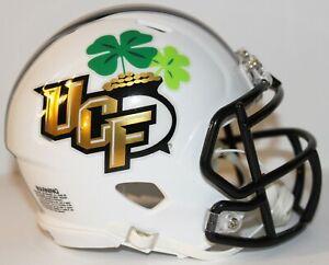 2014 UCF Central Florida Knights Custom Riddell Mini Helmet vs Penn State