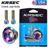 KRSEC M15/M18/M20 Crank Cover  Fit Shimano/SRAM/FSA Chainring Crankset MTB Bike