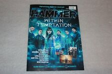 Metal Hammer 12/2018 Opeth, Within Temptation, Kreator, Soulfly, Sirenia