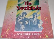 The Yardbirds- For Your Love LP Vinyl Russian Import Here Tis Still I'm Sad Boom