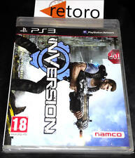 INVERSION SOny PS3 PlayStation 3 PAL Español NUEVO Precintado  NAMCO BANDAI NEW