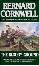 BERNARD CORNWELL ____ THE BLOODY GROUND ___ BRAND NEW ___ FREEPOST UK