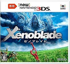 Brand New Nintendo 3DS Xenoblade Game