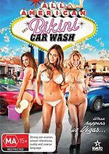 All American Bikini Car Wash (DVD, 2015)