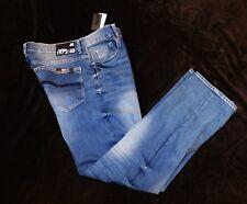 Buffalo David Bitton SIX-X slim straight jeans Men's 33 38 X 30 / 32 $109