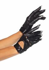 LEG AVENUE Claw Gants de moto: Noir