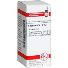 Chamomilla D12 Globuli   10 g   PZN1764900