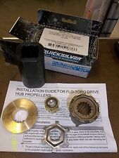 835277q1 Flo Torq II Hub kit for Honda 75-90hp outboard 98 and older 835277Q 1
