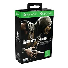 Mortal Kombat X Fight Pad for Xbox One and Xbox 360 Xbox One, Xbox 360, & PC