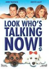 Look Who's Talking Now (DVD, 2014, WS) Kirstie Alley & John Travolta! Ships FREE