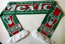 Mexico Football Scarf NEW