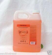 OPI Nail Polish ACETONE FREE Remover 32oz/960mL Orange Color