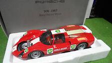 Bmw M1 le Mans 1980 Scheda di Francia 1/18 Minichamps 180802983 Macchina