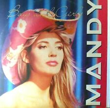 Maxi LP  * MANDY - Boys and Girls *  gereinigt - cleaned