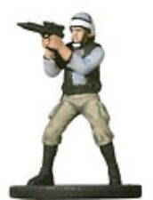 STAR WARS MINIATURES, REBEL STORM - REBEL TROOPER #19 (No Card)