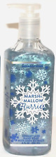 1 BATH & BODY WORKS MARSHMALLOW FLURRIES CREAMY LUXE NOURISHING HAND SOAP 8 OZ