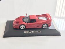 IXO 1/43 FERRARI F50 RED 1995 FER012 *NIB*