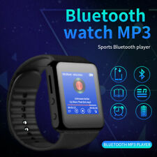 Bluetooth watch mp3 with HiFi sound  touch screen HD color screen portable