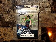 Alice Cooper Rare SIGNED Limited Edition Action Figure Super Star Toys + Photo