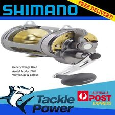 Shimano Tyrnos 30 2 Speed Overhead Fishing Reel Brand New! 10Yr Warranty!