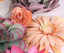 Sizzix David Tutera Framelits Dies, Paper Flowers, Wedding Decorations, Decor