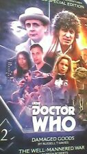 Doctor:Who  The Well-Mannered War & Damaged Goods  Ltd. Special Edidition .AUDIO
