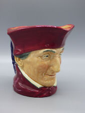 Royal Doulton The Cardinal D 5614 Large Character Toby Mug Jug D5614 A Mark