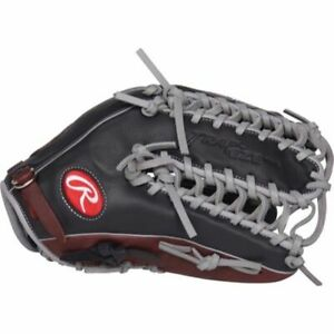 Rawlings R9 Series 12.75 inches Finger-Shift Outfield Glove LHT
