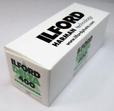 Ilford DELTA 400 120 400 ISO , utilisable jusqu'à avril 2020