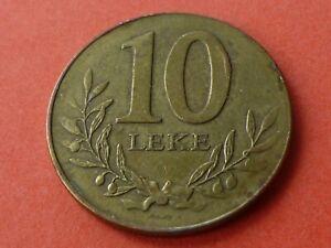 Albania 10 Leke Coin 2009