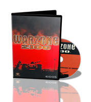 Warzone 2100 Classic / Vintage Strategy War Game - EIDOS - PC CD ROM