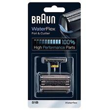 51B BRAUN Shaver Series 5 Replacement Foil & Cutter Set Head Waterflex WF2s 5760