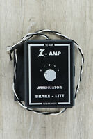 Dr Z Amplification Brake-Lite Guitar Tube Combo Amp Attenuator Wired