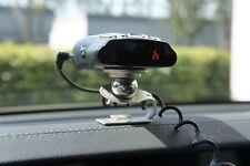 Magnetic Car Mount iPhone Samsung Escort, Bel, V1 Uniden Radar Detector!