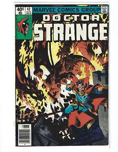 Doctor Strange #42 Marvel Comics 1980 FN/VF