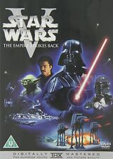 Star Wars - Episode 5 - The Empire Strikes Back (DVD, 2006, 1 disk)