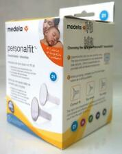 MEDELA BREASTPUMP BREASTSHIELD BREAST SHIELD SMALL 21 MM x2 RETAIL SEALED
