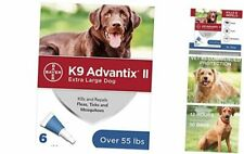 Ii Flea and Tick Prevention for Extra-Large Dogs, 6-pack Extra Large Dog Only