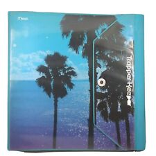 Trapper Keeper Snapper Keeper  Fun In The Sun  Modern Style Binder w 2 folders
