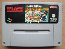Super Nintendo - SNES - Super Mario All*Stars- Game ONLY