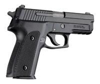 Hogue® Extreme Series Checkered G10 Grips, SIG Sauer P228 P229, Black # 28179