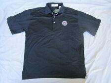 New NWT Fairway & Greene 2005 US Open Pinehurst No. 2 Polo Shirt Sz M, Navy