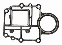 EXHAUST COVER GASKET 14151-93912 93911 93901 fit SUZUKI Outboard DT15HP 15HP 2T