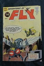 Adventures of The Fly,  Cover Price 10 cents