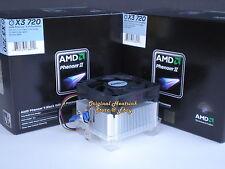 AMD Phenom II X3 Heatsink CPU Cooling Fan for 700e 705e 710 720 B73 B75 - New