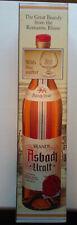 Flasche Asbach uralt 1l Brandy Originalkarton with free snifter Werbung Nachlass