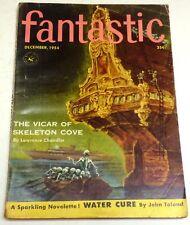 Fantastic – US digest – December 1954 - Vol.3 No.6 - Toland, Williams, Stark