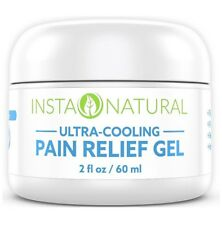 Pain Relief Cream with Menthol and Arnica - Cooling Gel Medication/Anti Inflam..